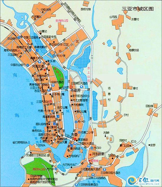 海南岛地图logo